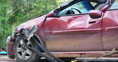 How to minimize the chance of being involved in a car accident