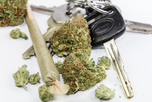 Driving under the influence of marijuana is likely to increase your chances of having an accident