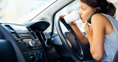 Common Causes of Car Accidents in Florida