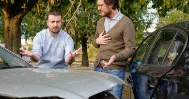 Determining who is at Fault after a Car Accident in Florida